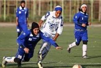 نتایج مسابقات لیگ برتر فوتبال بانوان،