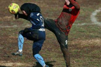 شهرآورد فوتبال اصفهان برنده ای نداشت