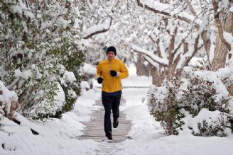 فواید باور نكردنی ورزش در هوای سرد