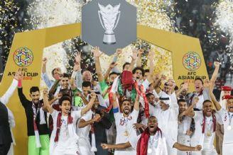 فوتبال قطر، قهرمانی جام و فوتبال ایران، حرف و ادعا!