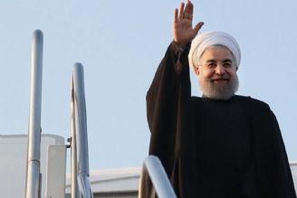 رئیس جمهور عازم عراق شد