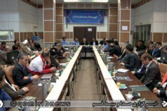 رئیس مجلس شورای اسلامی تاكید كرد:همه دستگاهها باید برای مقابله با سیل اخیر آماده باشند