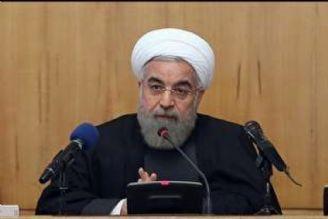 آقای روحانی در جلسه هیأت دولت: بازسازیها زیر نظر وزیر كشور آغاز میشود