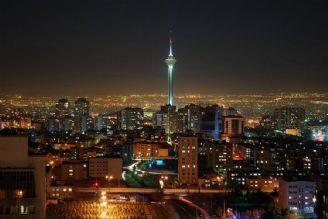 همراه با قیتان کش مکش، تهران