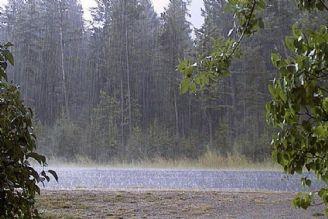تداوم سامانه بارشی تا پایان هفته