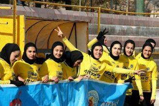 پیروزی تیم فوتبال سپاهان در شهرآورد اصفهان