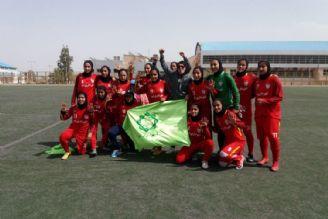 نتایج مسابقات فوتبال لیگ برتر بانوان، هفته بیستم جمعه 24 خرداد 98