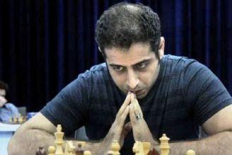 مسابقات شطرنج غرب آسیا؛ قائم مقامی و علینسب در صدرجدول باقی ماندند