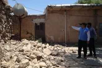 دولت تا آخر در كنار زلزله زدگان؛تاكید رئیس جمهور بر بسیج امكانات برای كمك به زلزله زدگان