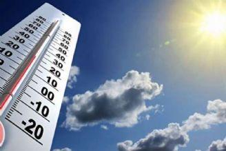 افزایش دمای هوا تا پایان هفته