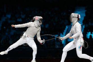 حذف نمایندگان تیم شمشیربازی زنان ایران از مسابقات جهانی