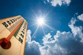 ماندگاری هوای گرم تا دو سه روز آینده