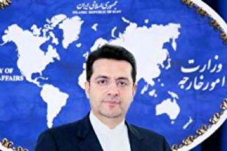 ابراز همدردی ایران با هند، چین و میانمار