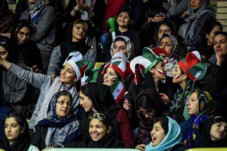 زنان 18 مهرماه در ورزشگاه آزادی حضور می یابند