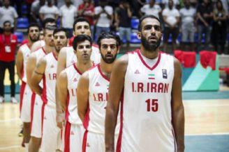 شكست عجیب بسكتبال ایران مقابل پورتوریكو