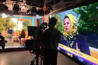 گفت وگوی شبکه العالم با مائده علاقه مند اولین گزارشگر ورزشی خانم در ایران