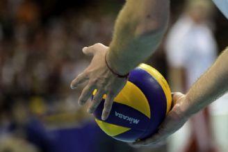 پیروزی مدعیان در نخستین روز مسابقات والیبال قهرمانی آسیا