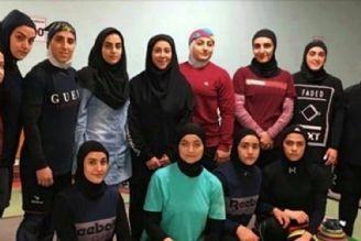 تجربه نوبرانه؛ رقابت 4 وزنهبردار زن ایران روی تخته جهانی