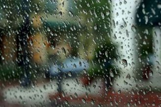 بارشهای پراكنده در استانهای شمالی