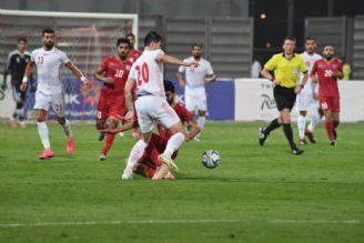 تیم ملی فوتبال ایران سومین دیدارش در مسابقات انتخابی جام جهانی 2022 قطر  مقابل بحرین تن به شكست داد.