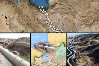 انتقال آب خزر به سمنان