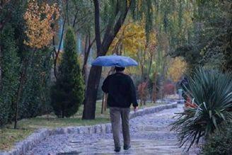 باران در بیشتر مناطق كشور