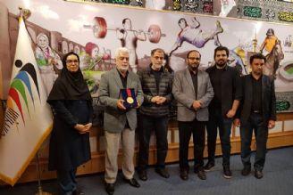 عالی ترین نشان افتخار جهانی پارالمپیک تقدیم به شهید ورزشکار ابراهیم هادی