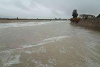 13 شهرستان درگیر سیلاب