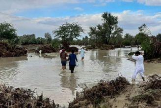 ورود تیمهای امدادی و جهادی سپاه به منطقه