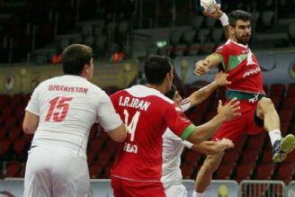 پیروزی ارزشمند هندبال ایران برابر كویت