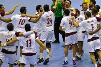 قطر قهرمان هندبال آسیا شد