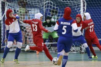 بازی تداركاتی فوتسال ایران با روسیه لغو شد
