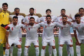 ایران بدون تغییر در رده 33 جهان و دوم آسیا