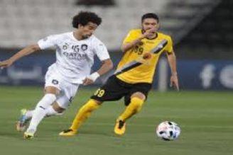 لیگ قهرمانان آسیا  شكست سنگین سپاهان  مقابل السد قطر