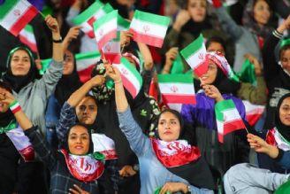 وزارت ورزش مشكلی با حضور بانوان در ورزشگاهها ندارد