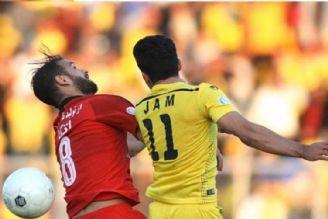 مسابقات هفته بیست و یكم لیگ برتر فوتبال