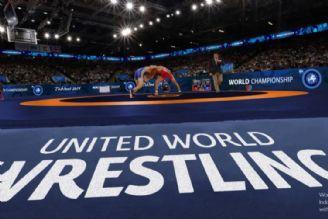 آخرین تغییرات در قوانین رقابت های جهانی و بین المللی كشتی