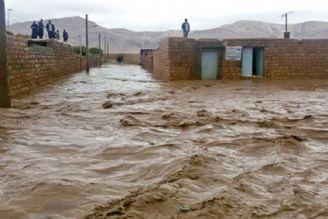 آخرین وضعیت سیل در كرمان؛ نیمی از شهر زهكلوت زیر آب رفته است/ آغاز امدادرسانی هوایی