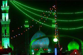 مراسم احیای شب نیمهشعبان بدون حضور مردم در مسجد جمكران