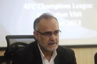 نبی: لیگ با دستور فیفا، AFC و ستاد كرونا پیگیری می شود