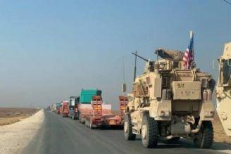 آمریكا از زمین و هوا به سوریه تجهیزات نظامی ارسال كرد؛ 300 كامیون دیگر وارد سوریه شد