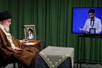 رهبر انقلاب در نشست تصویری با نمایندگان تشكلهای دانشجویی