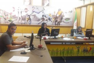 استودیو رادیو ورزش در عید سعید فطر