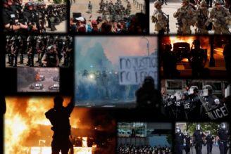 46 كشته و زخمی در تیراندازیهای شیكاگو جنبش ضد نژاد پرستی در آمریكا گسترش اعتراضهای مردمی به 75 شهر مهم آمریكا