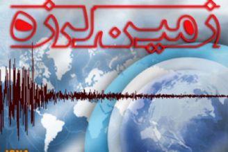 وقوع زلزله 4 ریشتری در