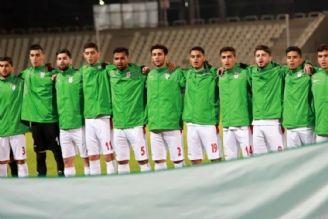 برنامه بازیهای تیم ملی ایران در قهرمانی نوجوانان آسیا 2020