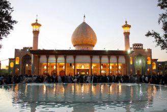 برگزاری مراسم بزرگداشت حضرت احمدبن موسی شاهچراغ(ع)