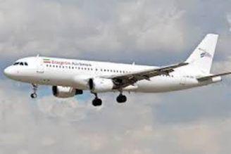 «نقص فنی» هواپیمای مشهد - اهواز