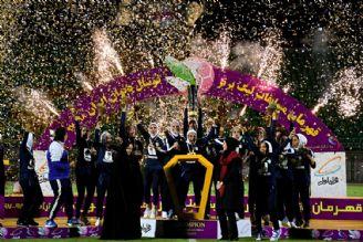 بسته شدن پرونده لیگ فوتبال زنان