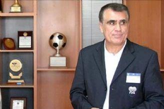 غفاری: به دستورالعمل جدید وزارت ورزش و جوانان خوشبین نیستم